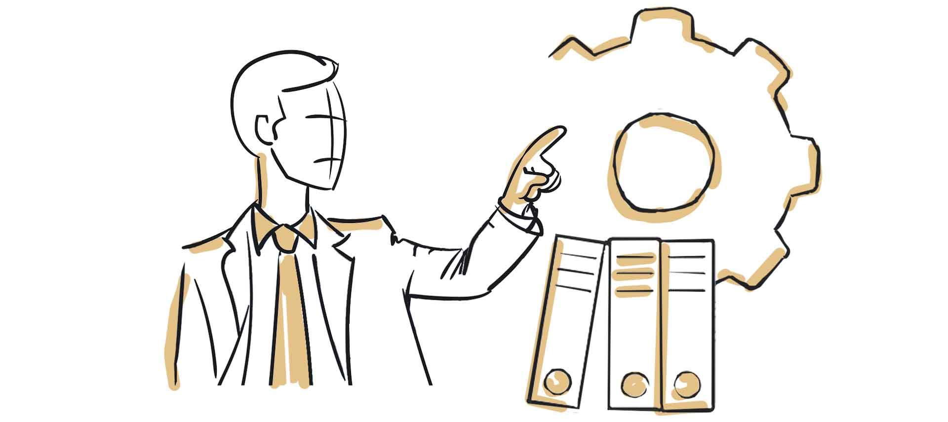 Hofladen Business Organisation und Prozesse